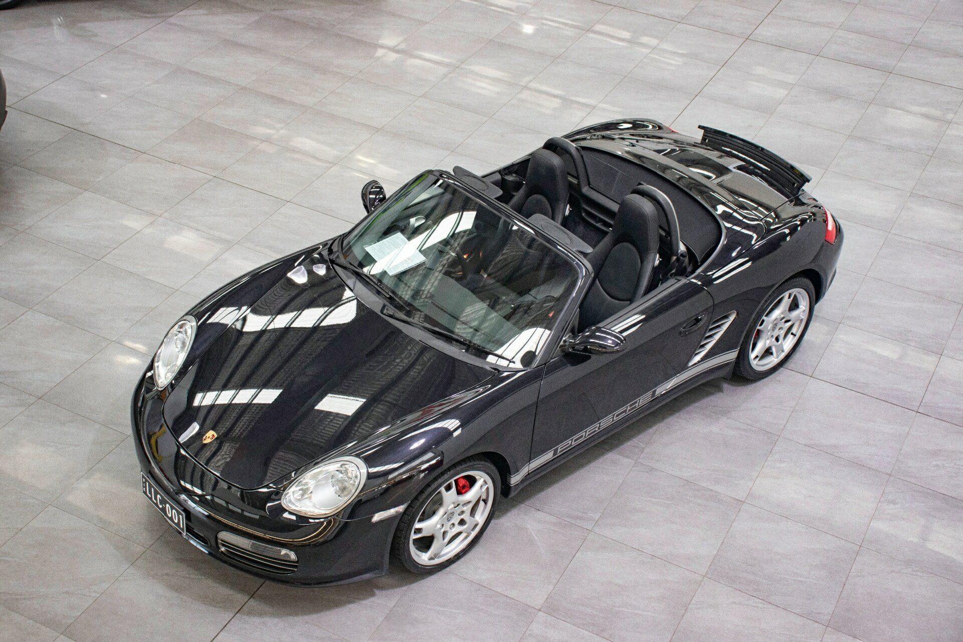 2005 Porsche Boxster S 987