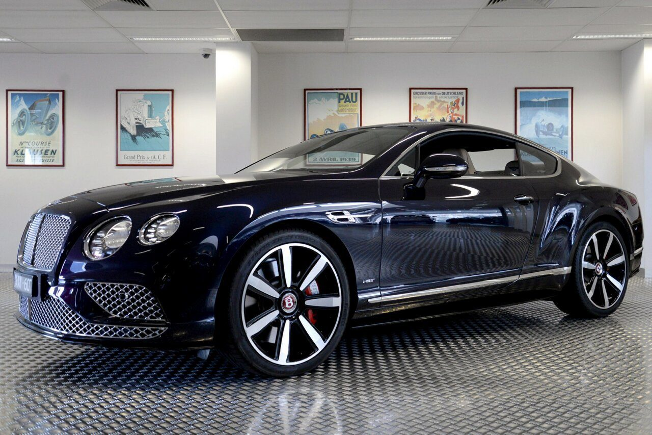 2017 Bentley Continental GT V8 S 3W MY17