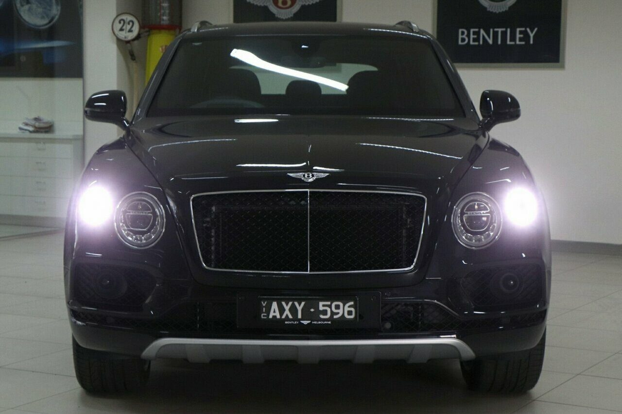 2019 Bentley Bentayga AWD 4V MY20