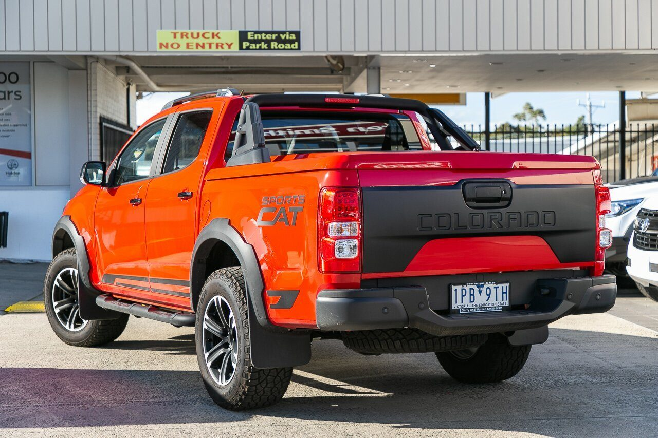2018 Holden Special Vehicles Colorado SportsCat Pickup Crew Cab Look Pack RG MY19