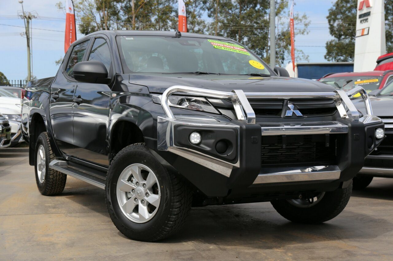 2019 Mitsubishi Triton GLX+ Double Cab MR MY19