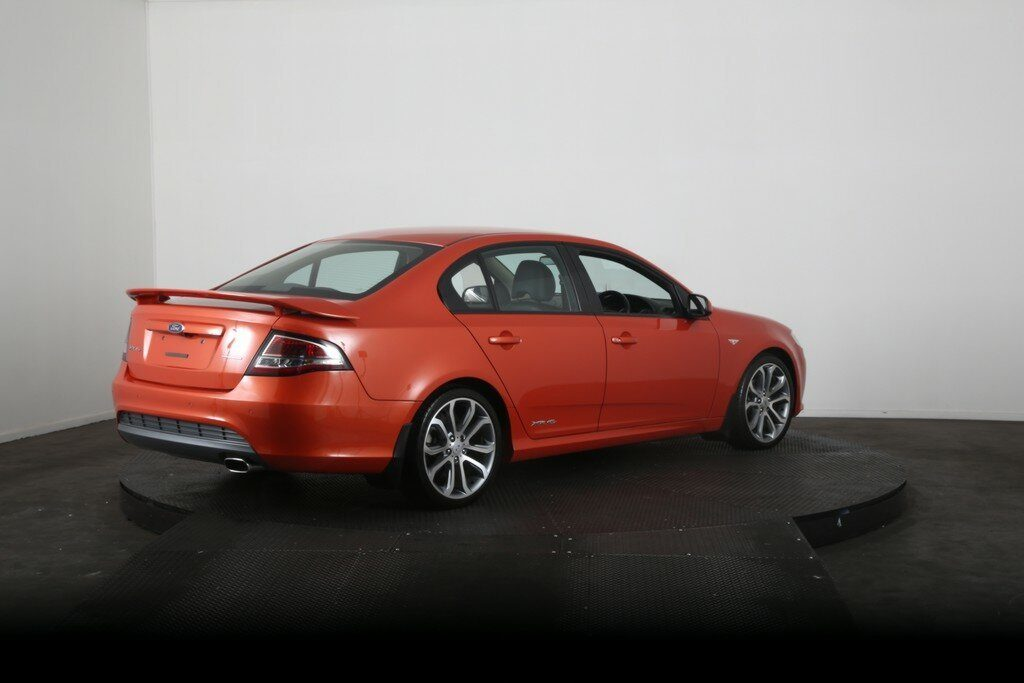 2012 Ford Falcon XR6 FG Upgrade