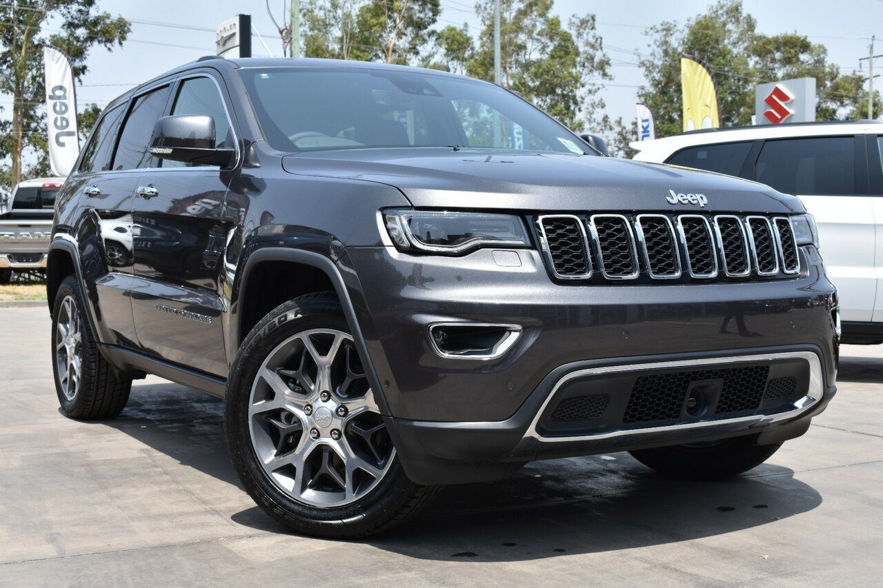 2018 Jeep Grand Cherokee Limited WK MY19
