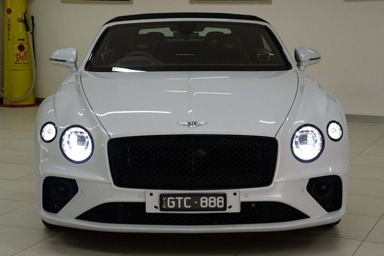 2019 Bentley Continental GT DCT 3S MY19