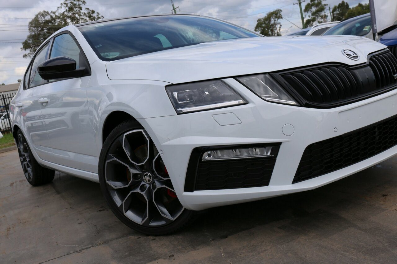 2019 ŠKODA Octavia RS Sedan DSG 245 NE MY20