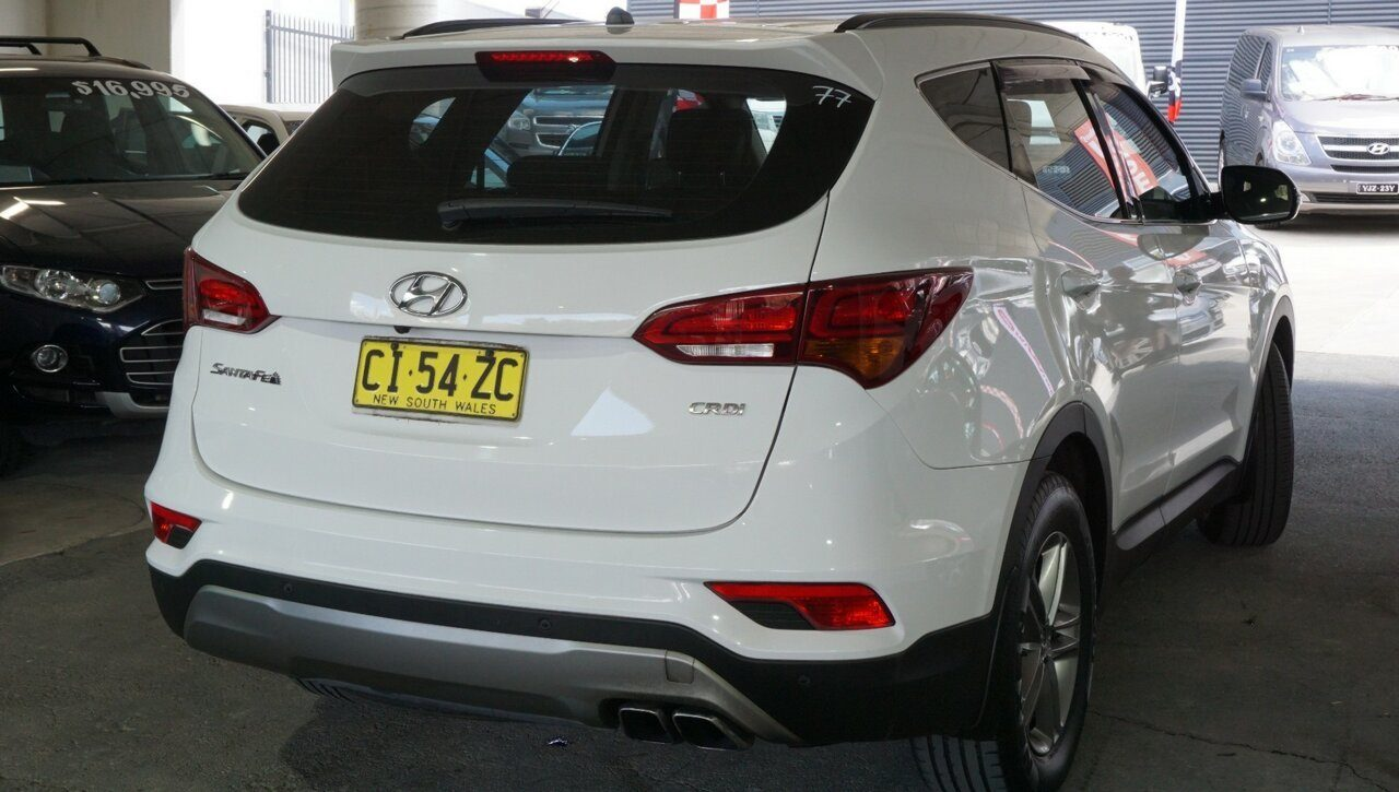 2016 Hyundai Santa Fe Active DM3 MY16