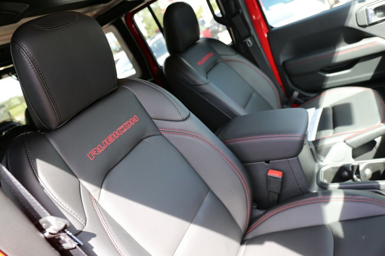 2019 Jeep Wrangler Unlimited Rubicon JL MY20