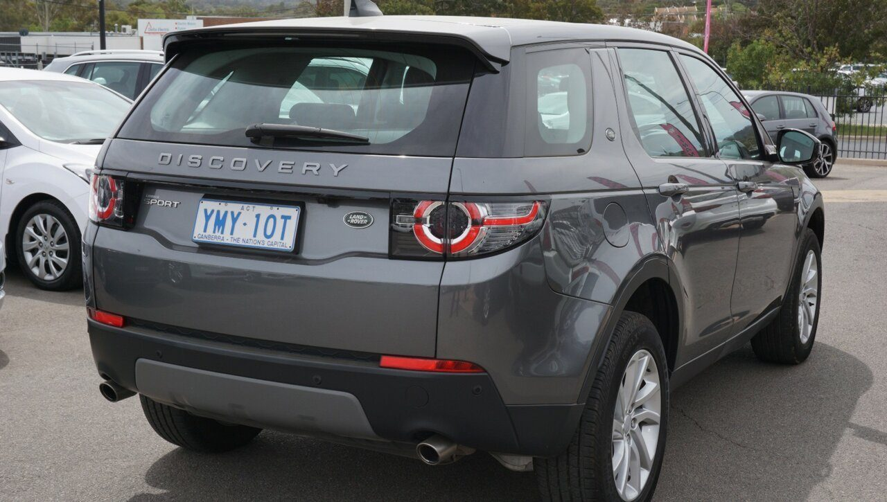 2017 Land Rover Discovery Sport TD4 110kW SE L550 18MY