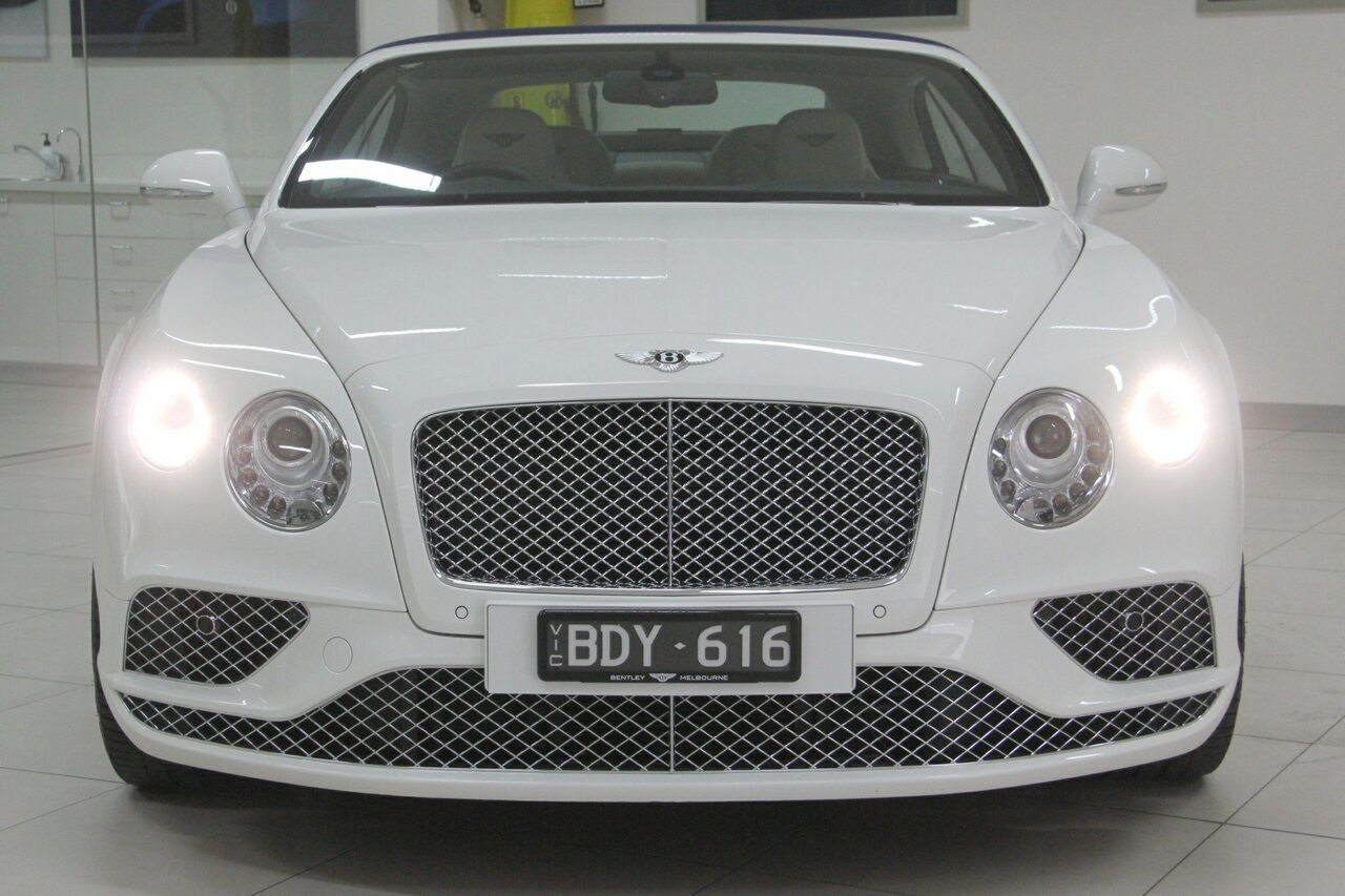 2016 Bentley Continental GT 3W MY17