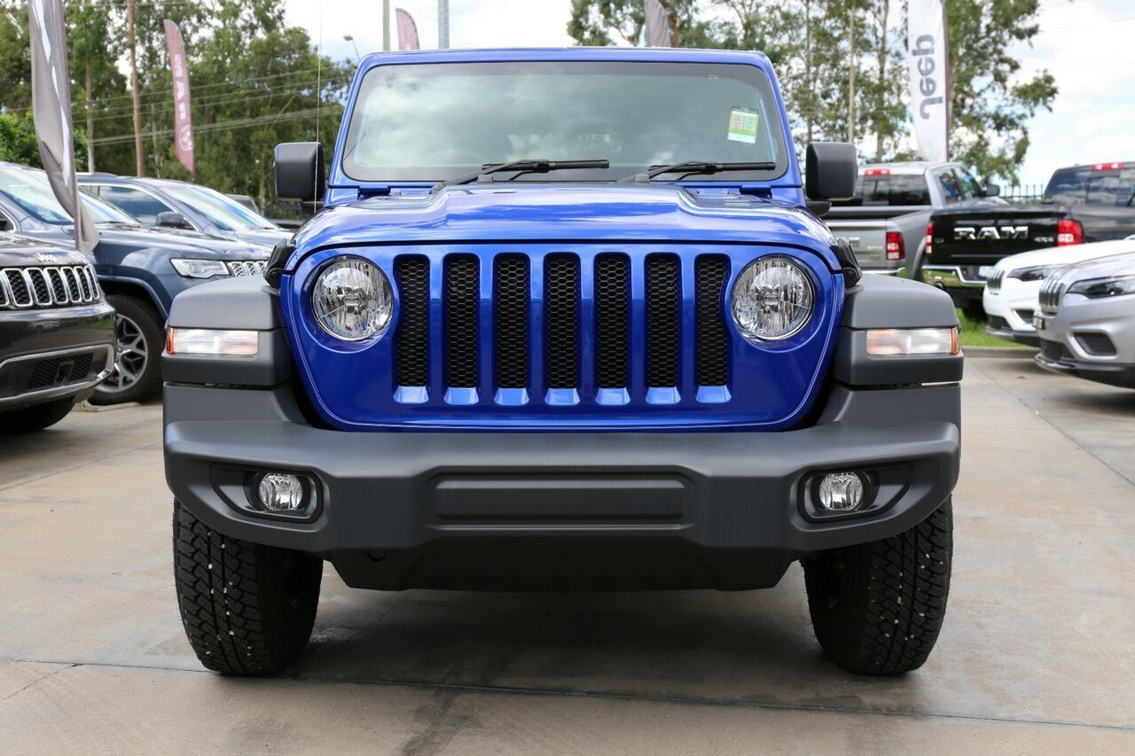 2019 Jeep Wrangler Unlimited Sport S JL MY19