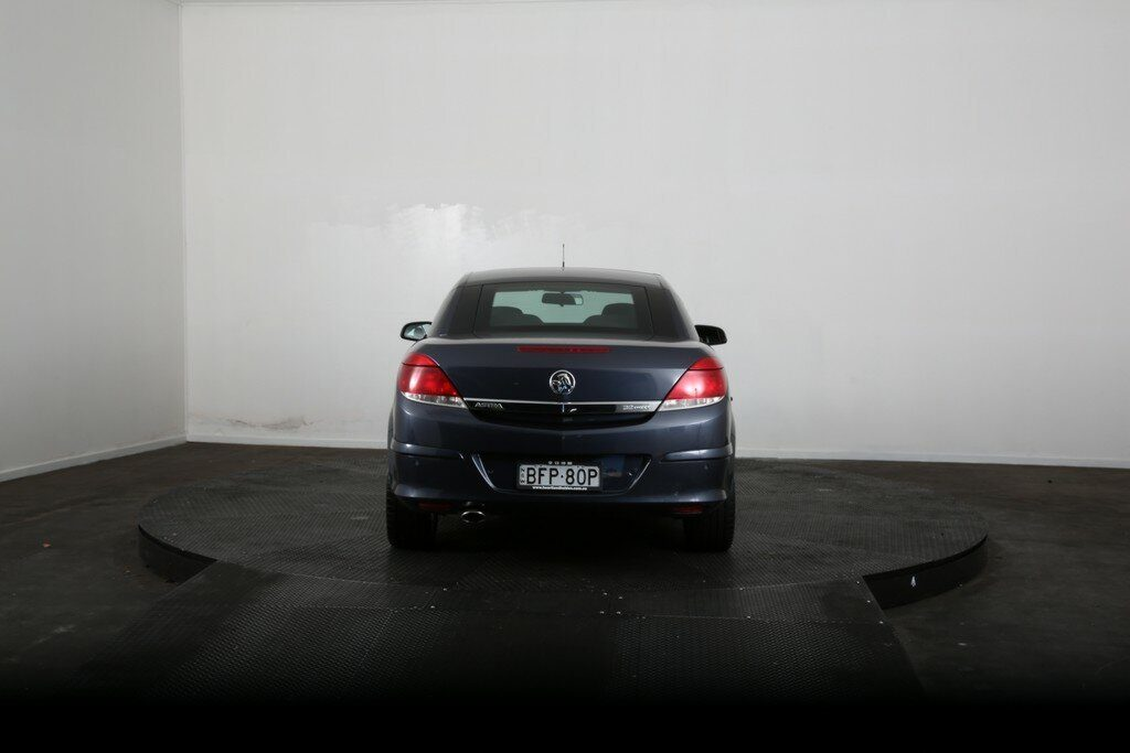 2007 Holden Astra Twin TOP AH