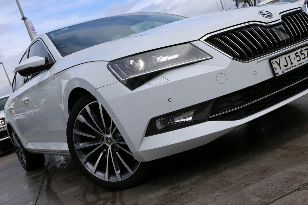 2019 ŠKODA Superb 162TSI Sedan DSG NP MY19