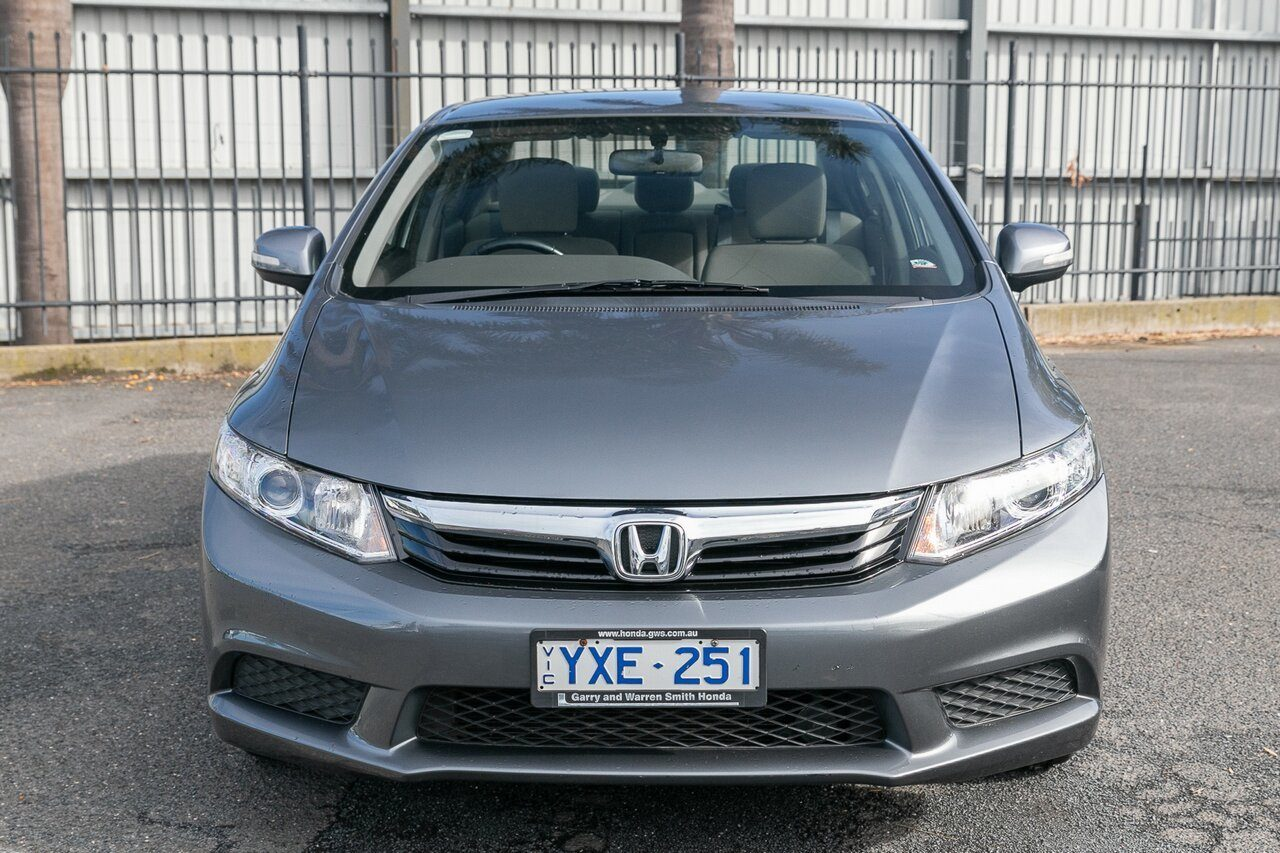 2012 Honda Civic VTi-L 9th Gen