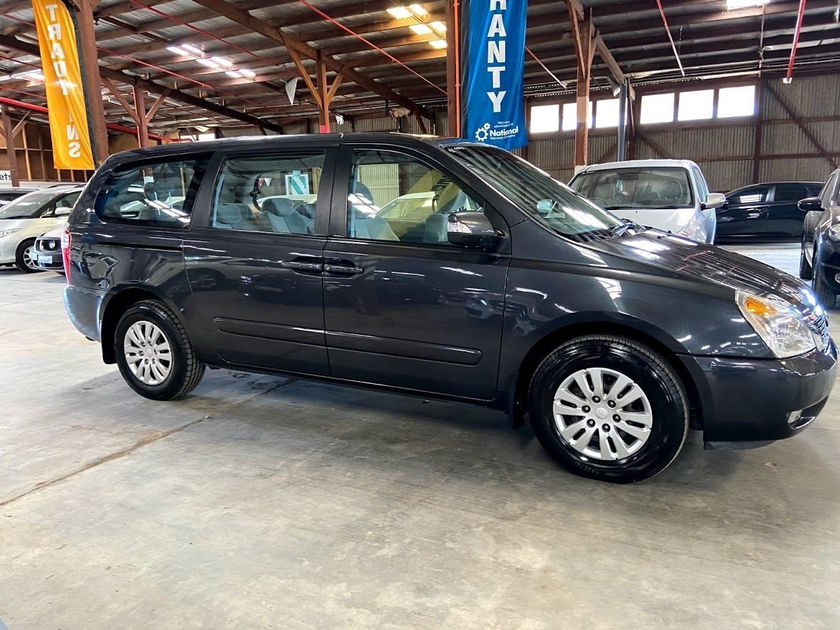 2014 Kia Grand Carnival SI VQ MY14