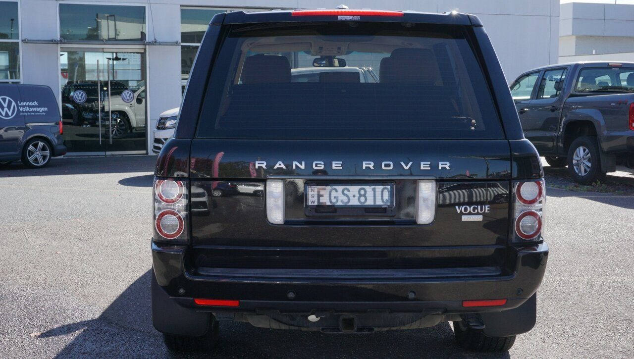 2009 Land Rover Range Rover Vogue TDV8 L322 10MY