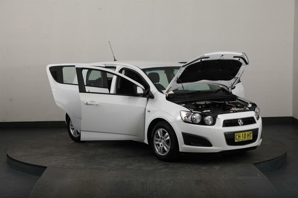 2015 Holden Barina CD TM MY15