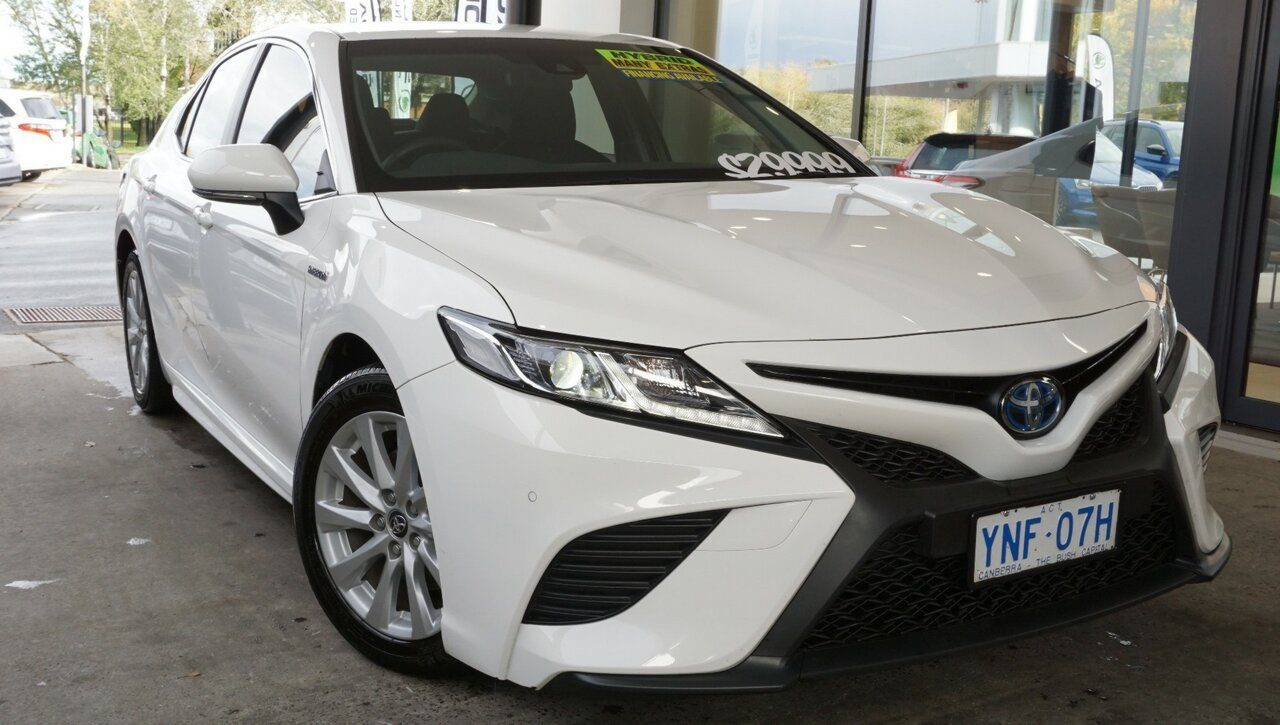 2018 Toyota Camry Ascent AXVH71R