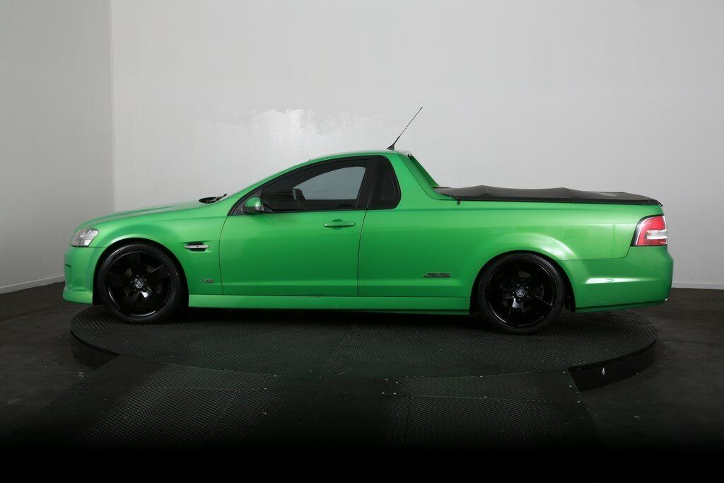 2007 Holden Commodore SS VE