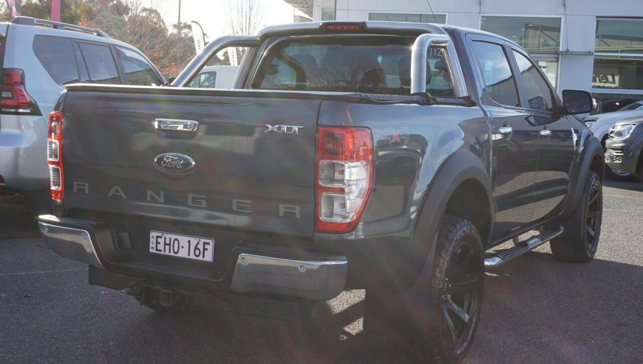 2015 Ford Ranger XLT Double Cab PX