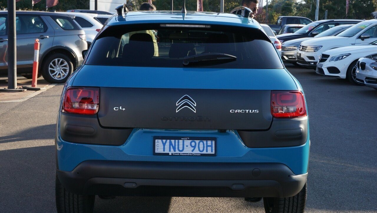 2017 Citroen C4 Cactus Exclusive E3 MY18