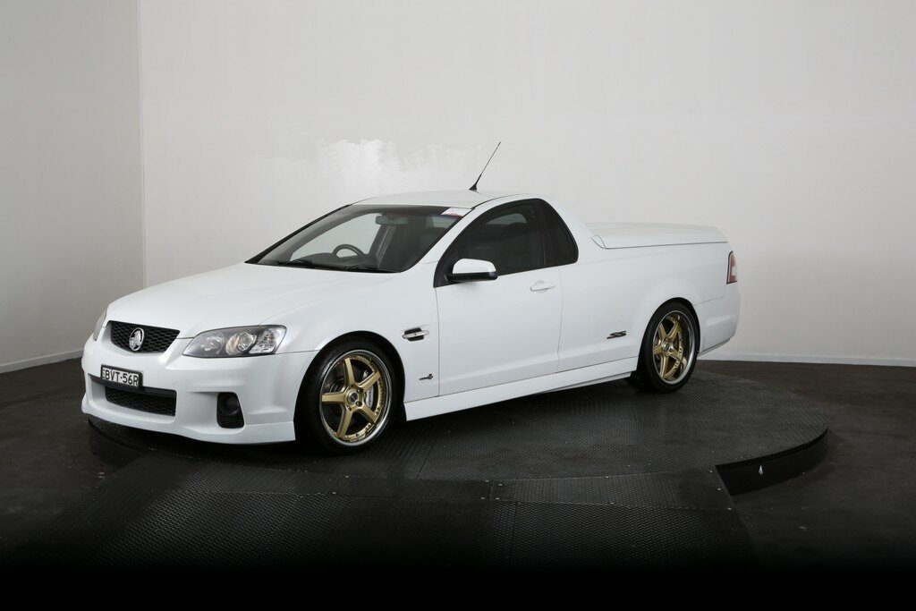 2011 Holden Commodore SS-V Redline Edition VE II