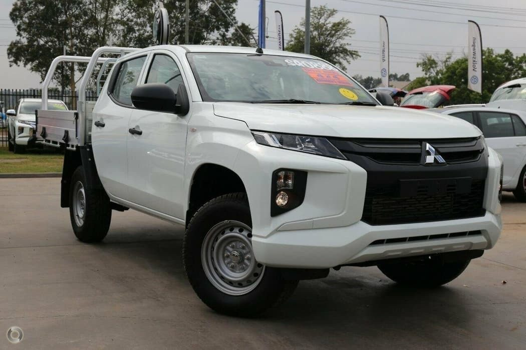 2018 Mitsubishi Triton GLX Double Cab ADAS MR MY19