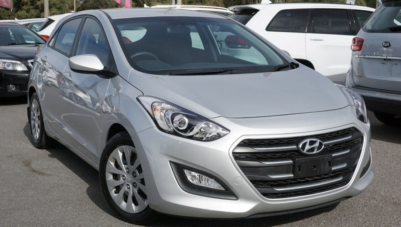 2015 Hyundai i30 Active DCT GD4 Series II MY16