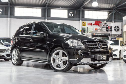 2010 Mercedes-benz Ml350 Cdi Sports (4x4) W164 My11