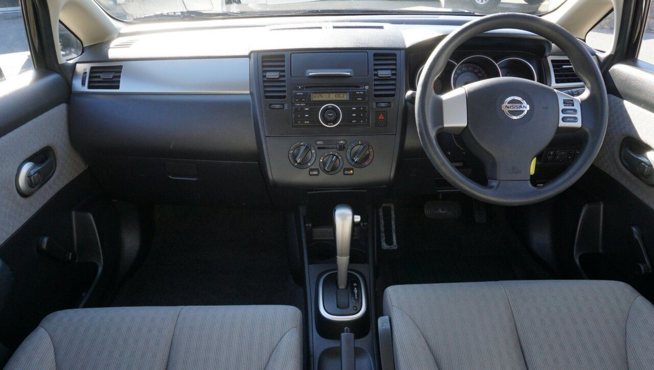 2008 Nissan Tiida ST Plus C11 MY07