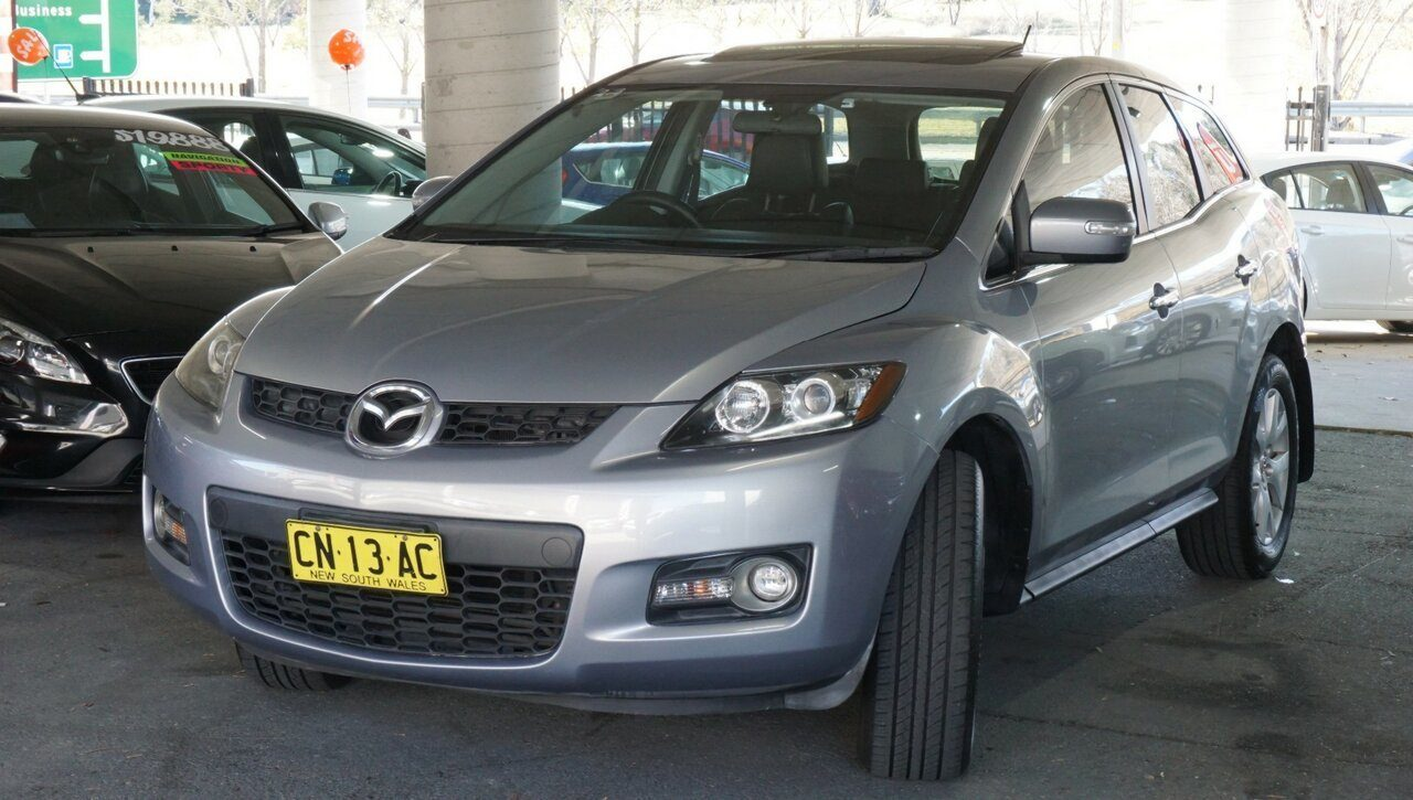 2008 Mazda CX-7 Luxury ER1031 MY07