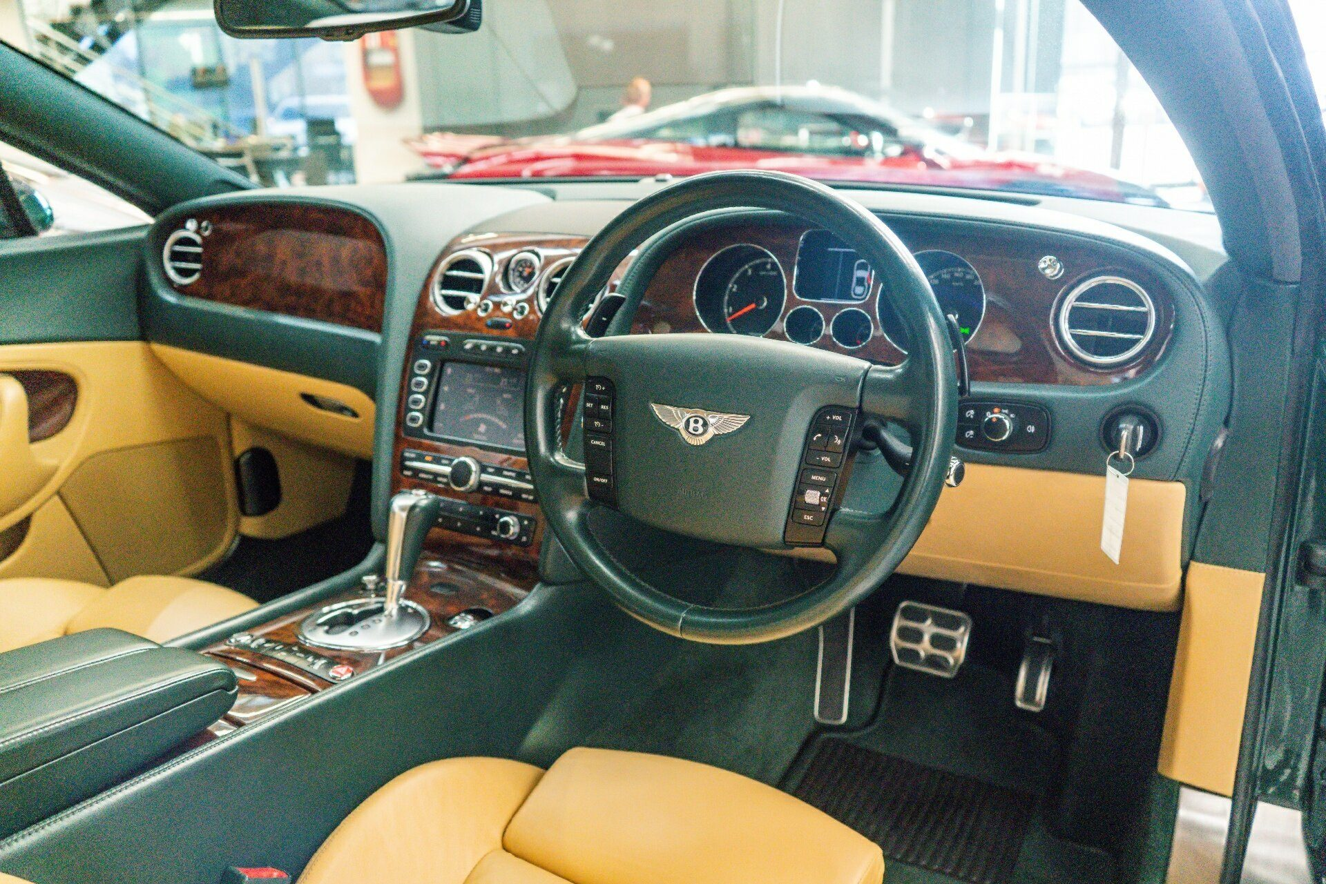 2004 Bentley Continental Gt 3w