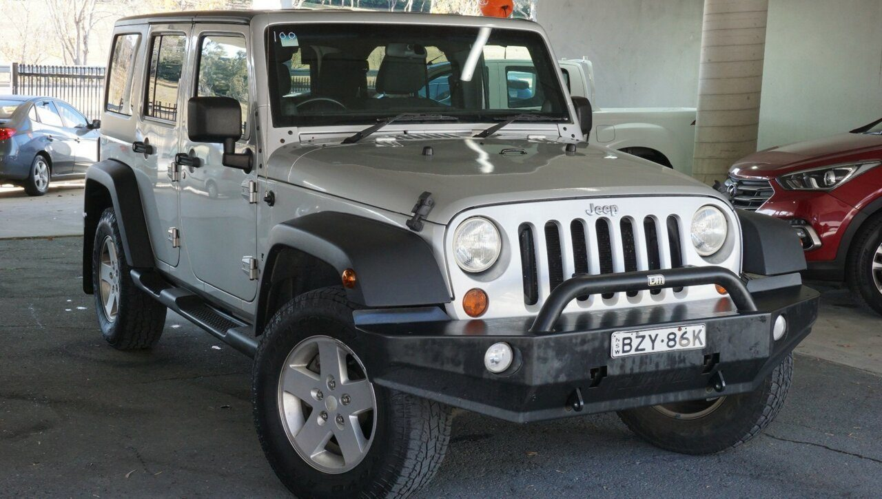 2011 Jeep Wrangler Unlimited Sport JK MY2010