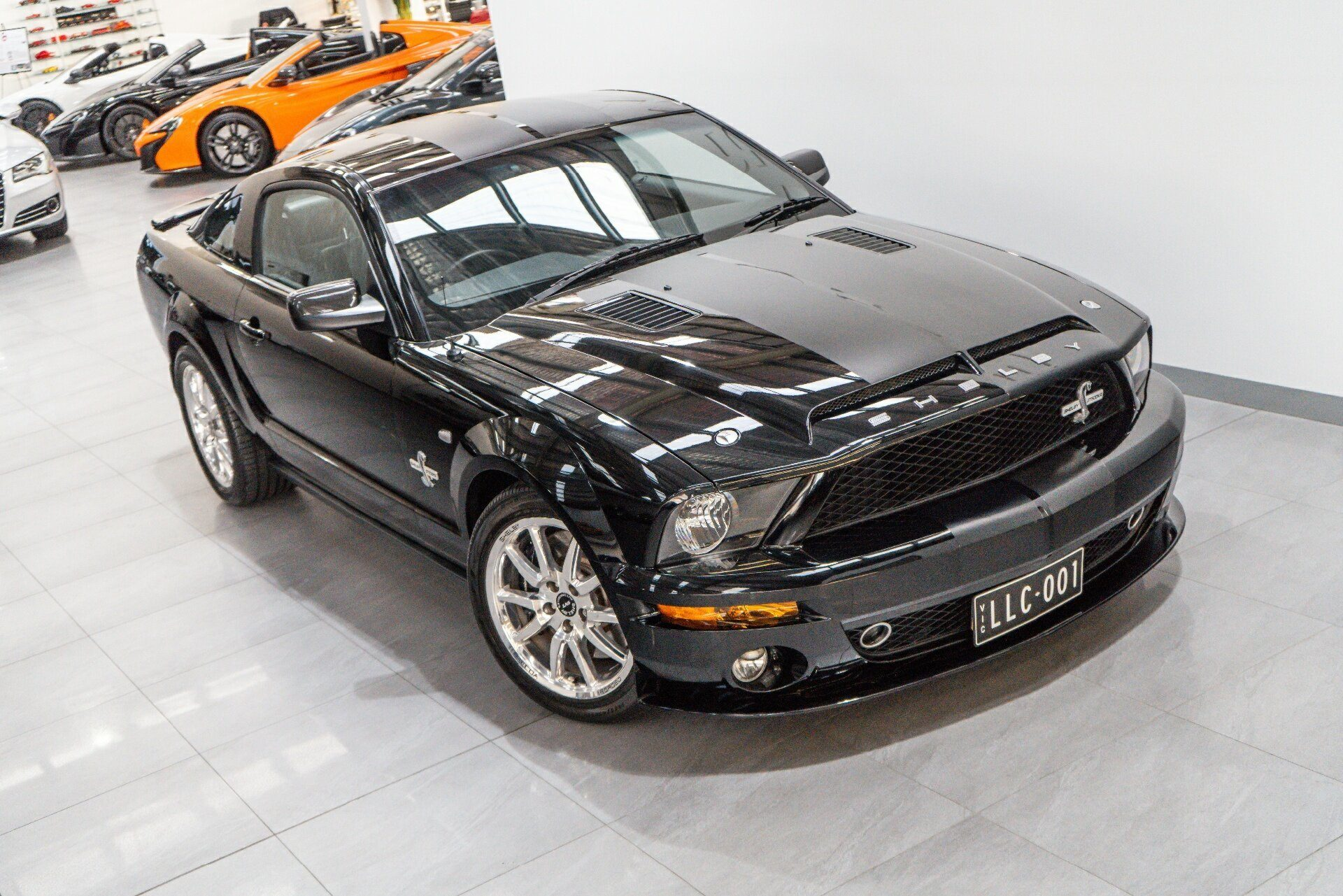 2008 Ford Mustang Gt500kr Shelby
