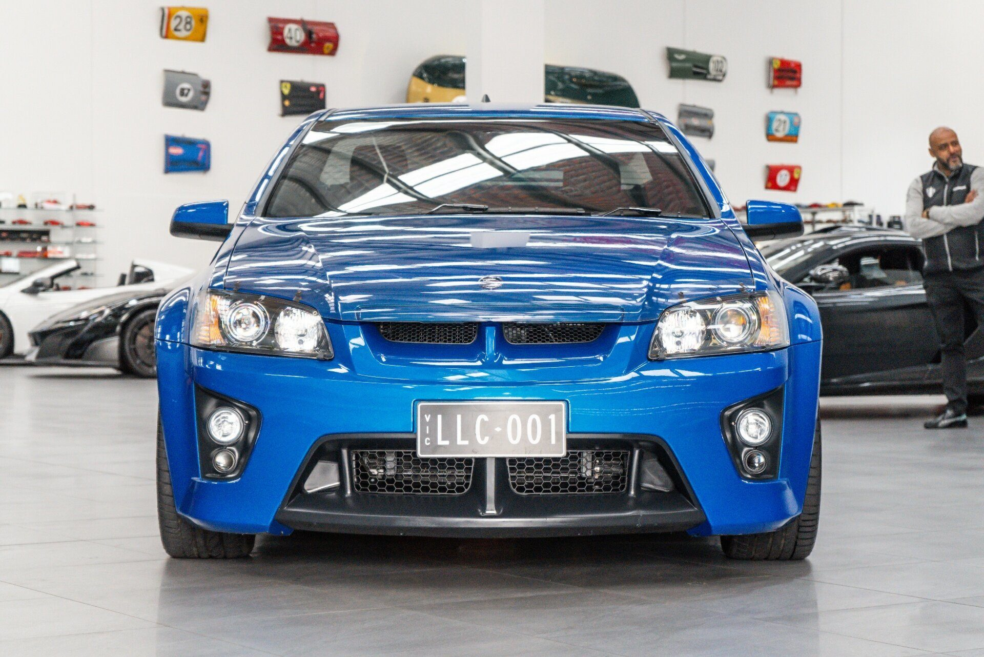 2008 Holden Special Vehicles Maloo R8 E Series My09 U