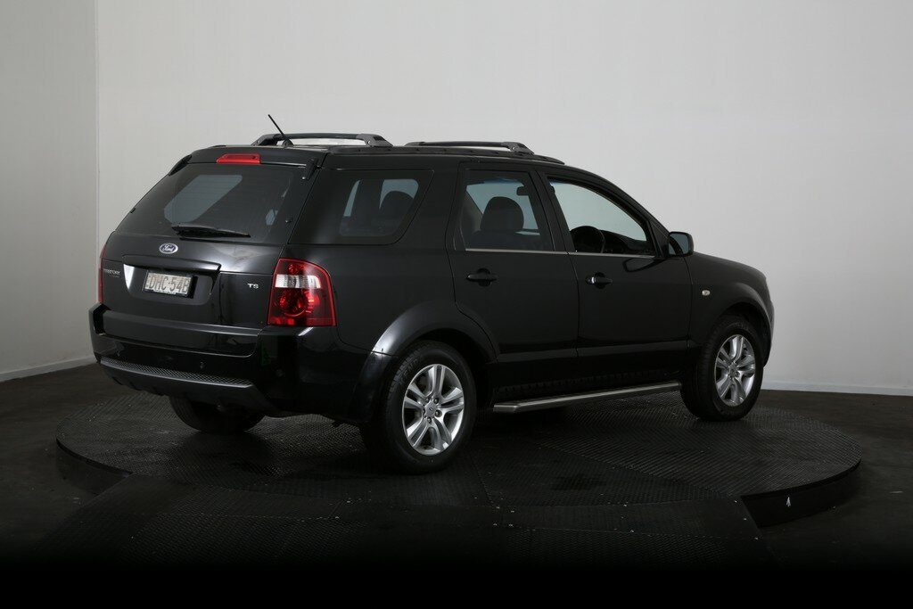 2011 Ford Territory TS Limited Edition (RWD) SY MkII