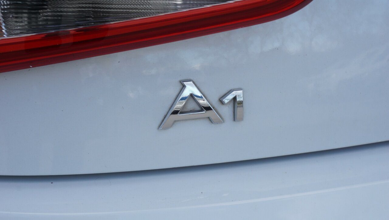 2013 Audi A1 S Line Sportback S Tronic Competition 8X MY13