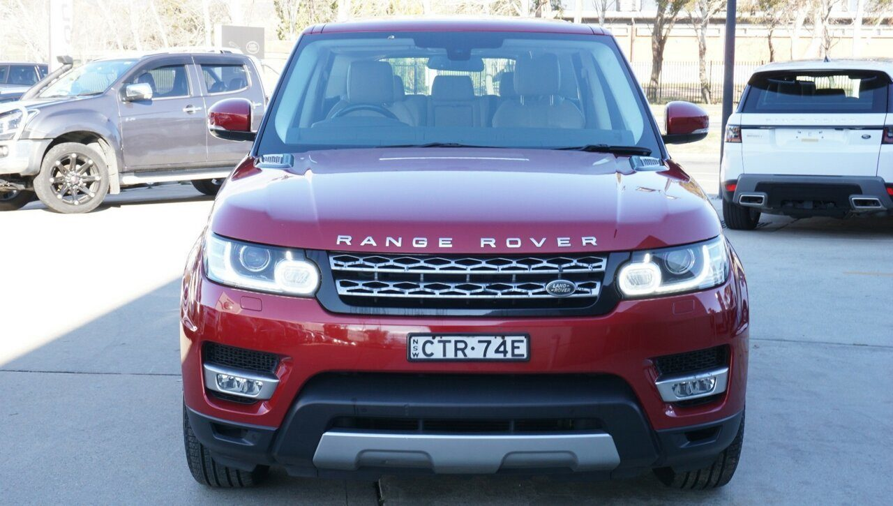 2014 Land Rover Range Rover Sport SDV6 HSE L494 MY14.5