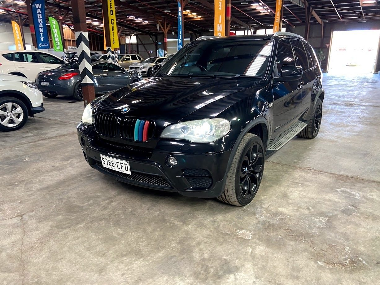 2011 BMW X5 xDrive 30D E70 MY10
