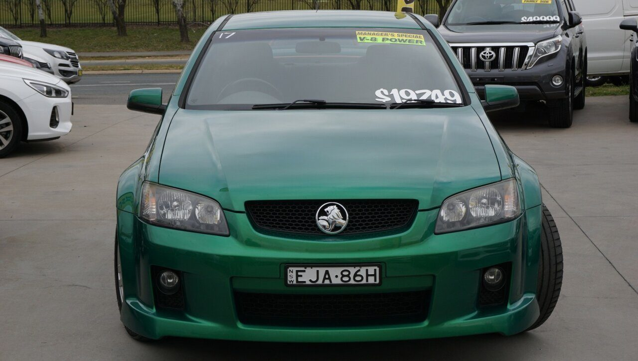 2010 Holden Commodore SS VE MY10