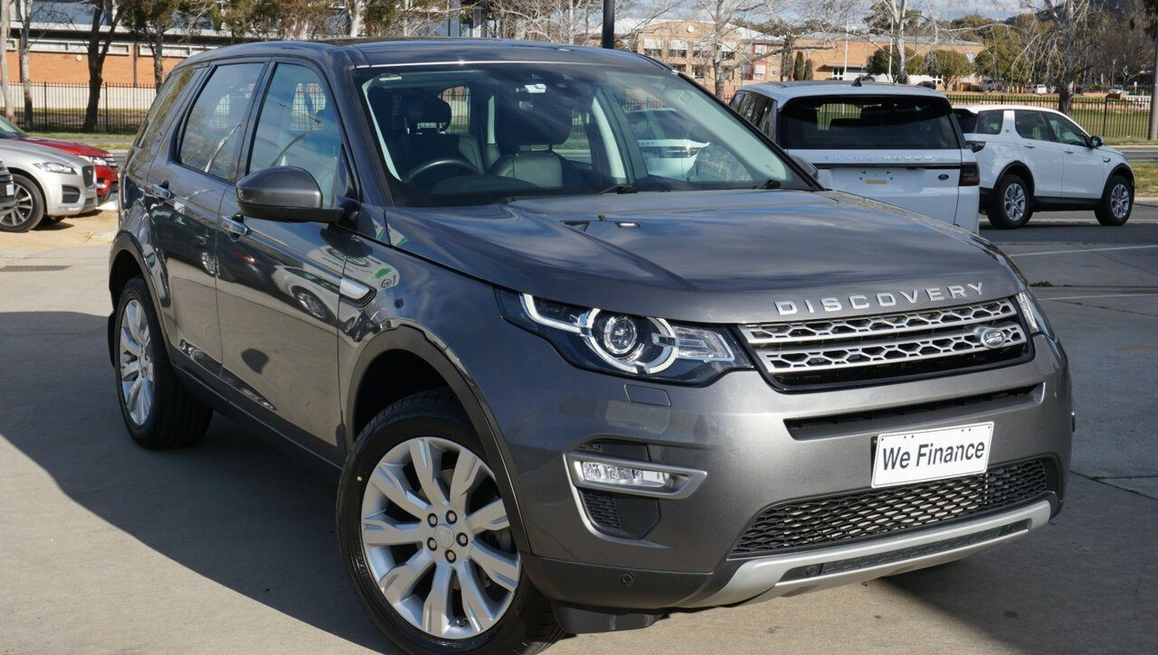 2015 Land Rover Discovery Sport SD4 HSE Luxury L550 15MY