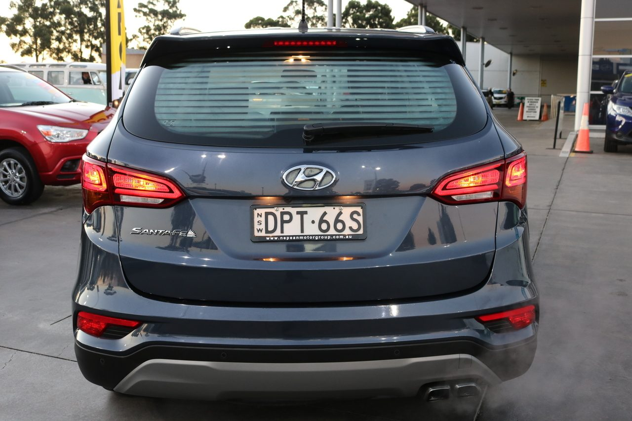 2017 Hyundai Santa Fe Active DM5 MY18