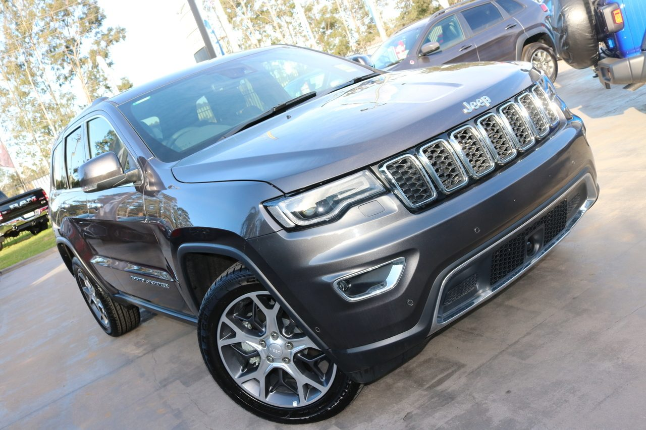 2019 Jeep Grand Cherokee Limited WK MY20