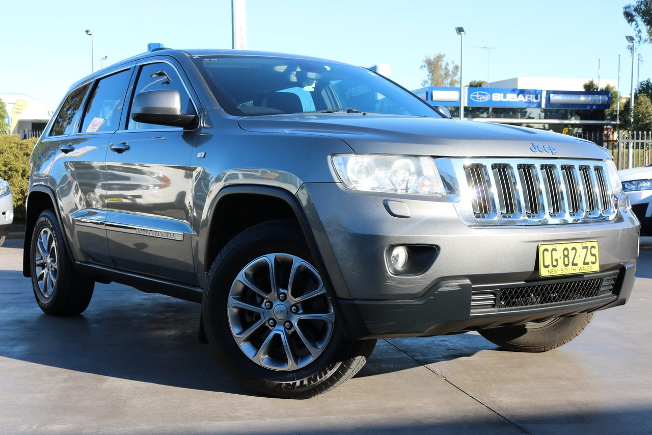 2011 Jeep Grand Cherokee Laredo WK MY2011