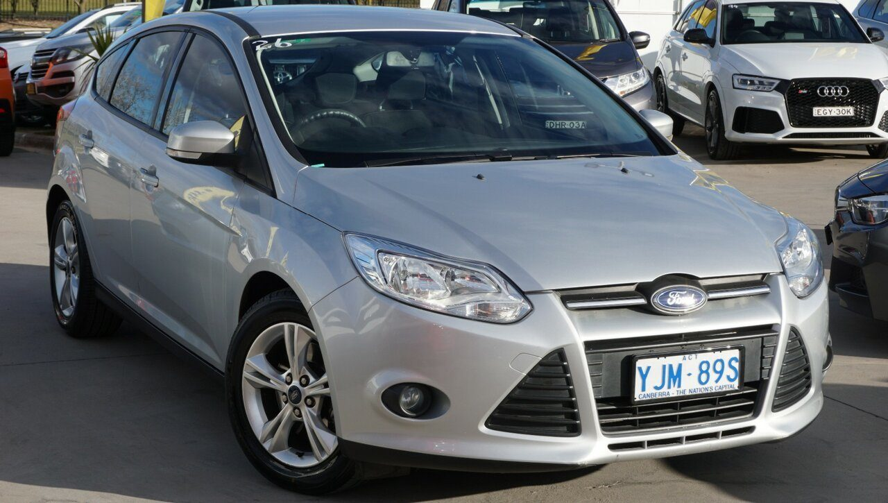 2012 Ford Focus Trend PwrShift LW