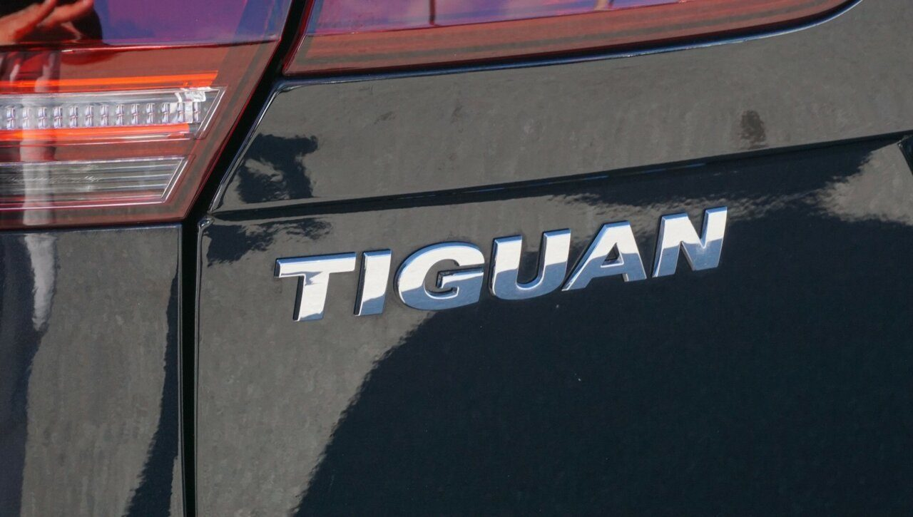 2018 Volkswagen Tiguan 162TSI DSG 4MOTION Highline 5N MY19