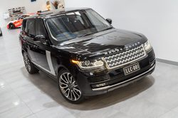 2014 Land Rover Range Rover Vogue Tdv6 Lg My14.5