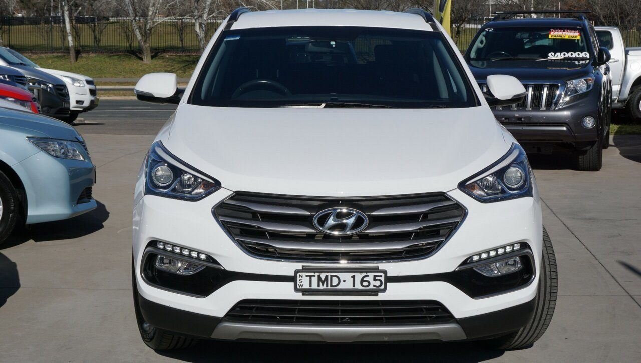2015 Hyundai Santa Fe Active DM2 MY15