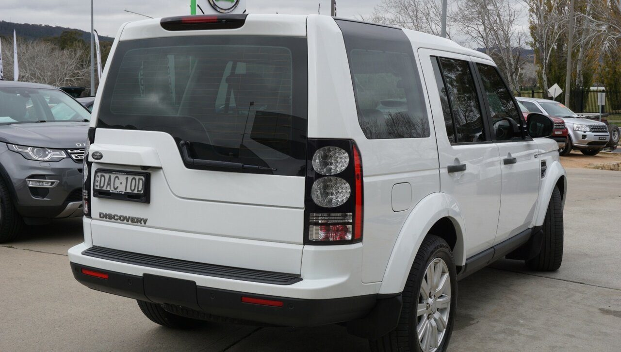 2015 Land Rover Discovery TDV6 Series 4 L319 MY15