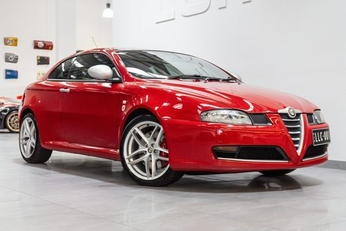 2010 Alfa Romeo Gt 3.2 100th Anni. Limited Ed.