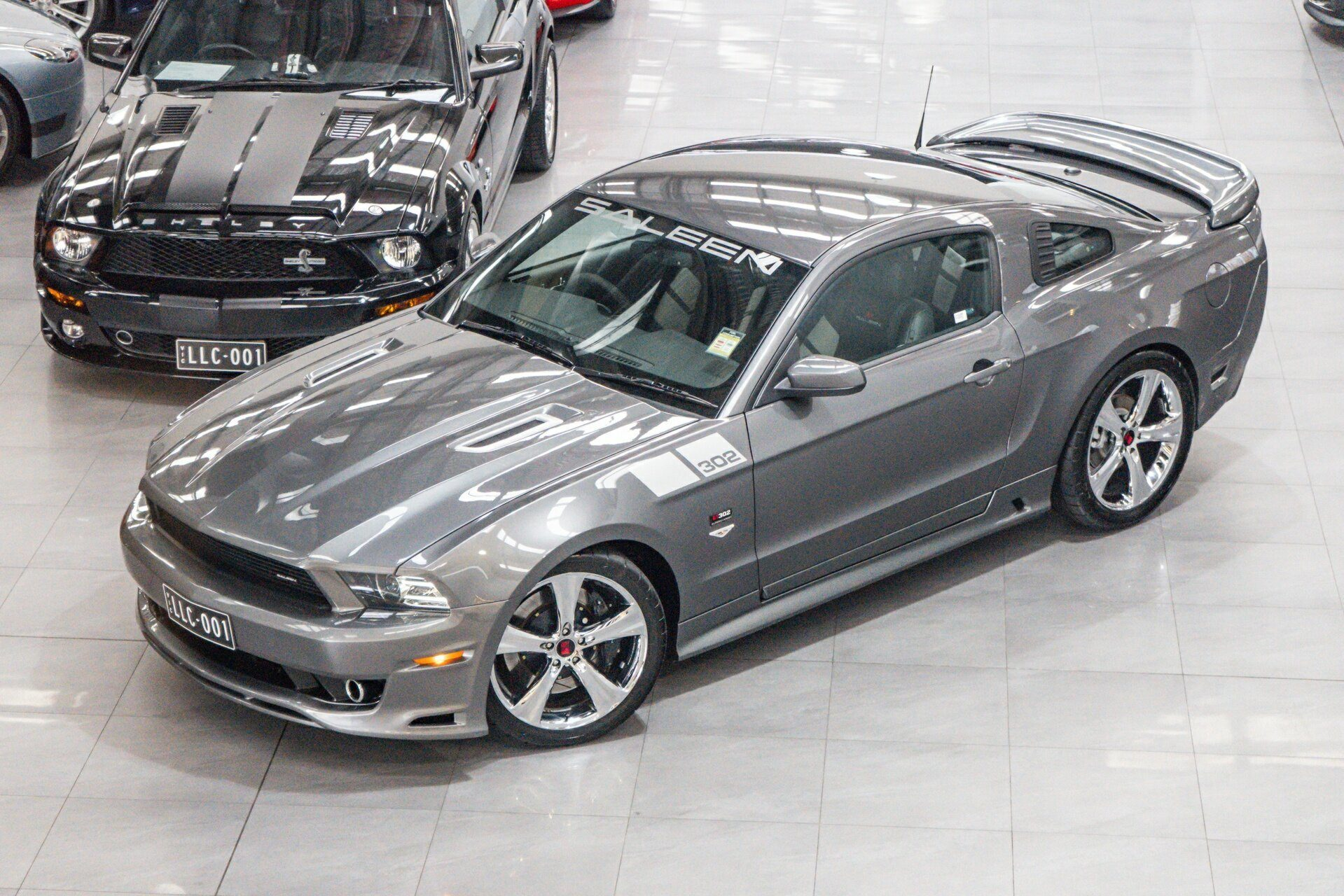 2013 Ford Mustang Saleen